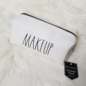 ⬇️ Rae Dunn Cosmetic Makeup Bag Pouch